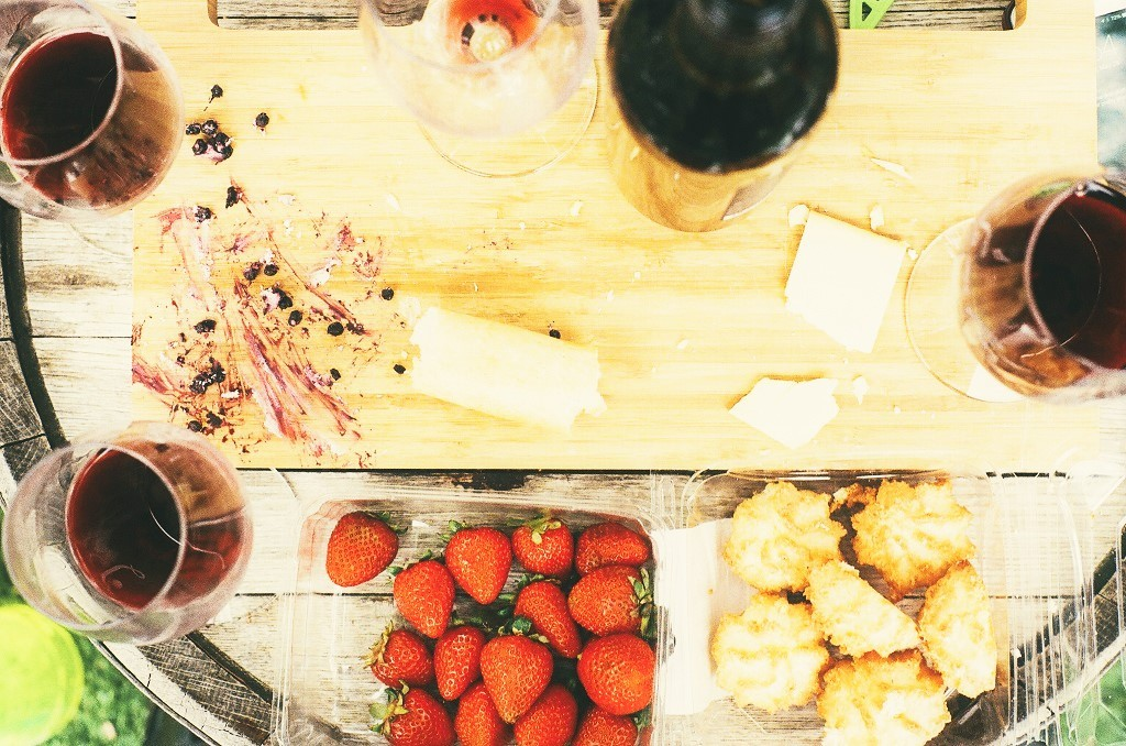 carta dei vini stagionalità