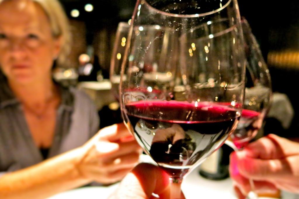 carta dei vini - brindare
