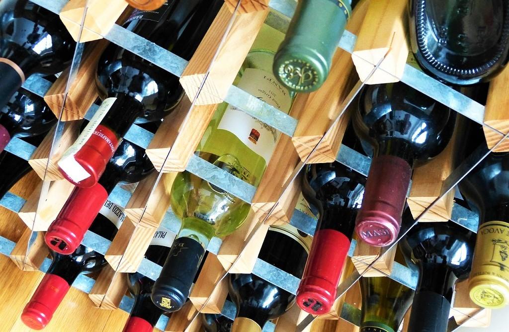 export vino - imbottigliato