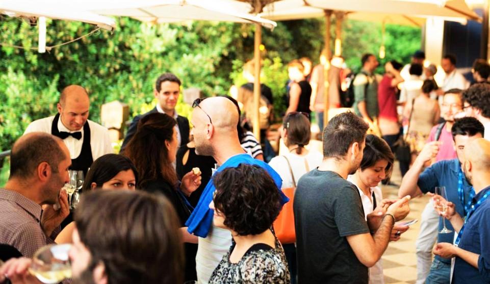 vino social - evento roma
