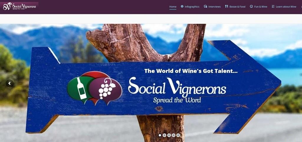 vino social - socialvignerons