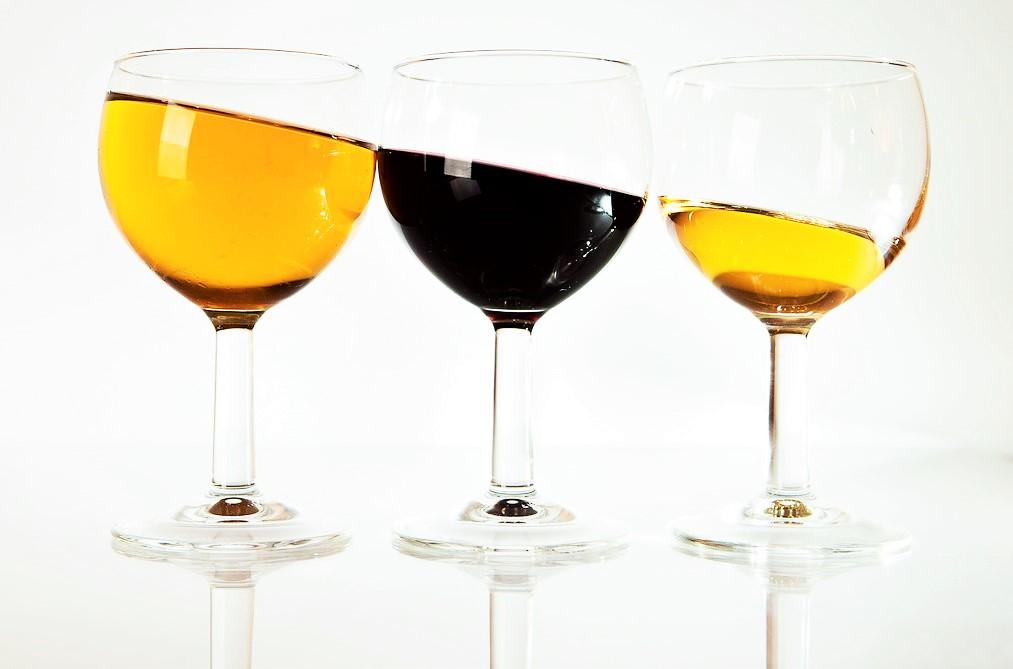 calorie-del-vino - calici