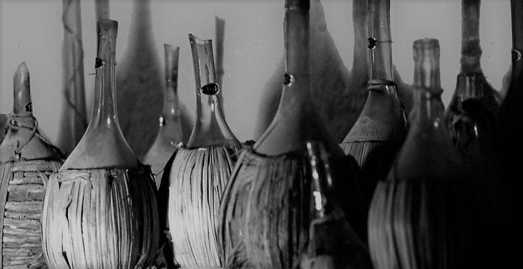 Fiasco museo del vino