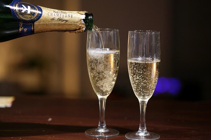 champagne - calici