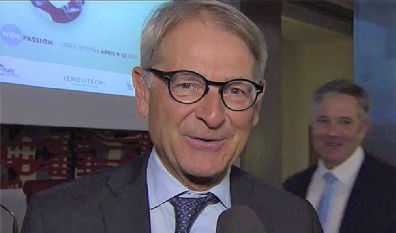 abbona nuovo presidente Uiv - Ernesto Abbona