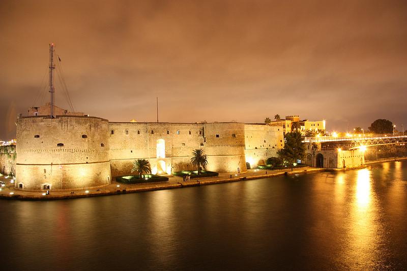 Calici di Stelle 2017 castello-aragonese-taranto