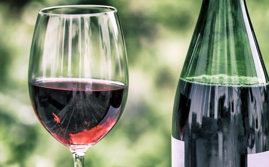 Sostenibilità del vino etichetta