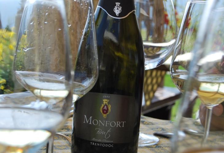 Ph: Cantine Monfort, gallery strade del vino trentino