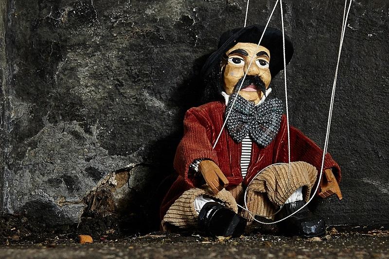 sommelier-marionetta