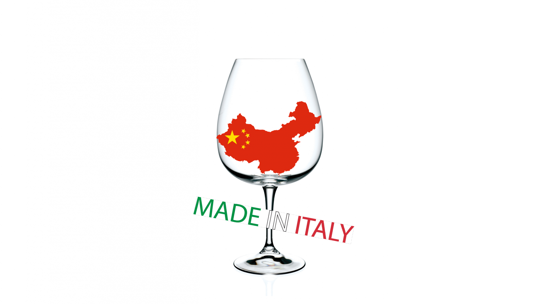 vino italiano export cina