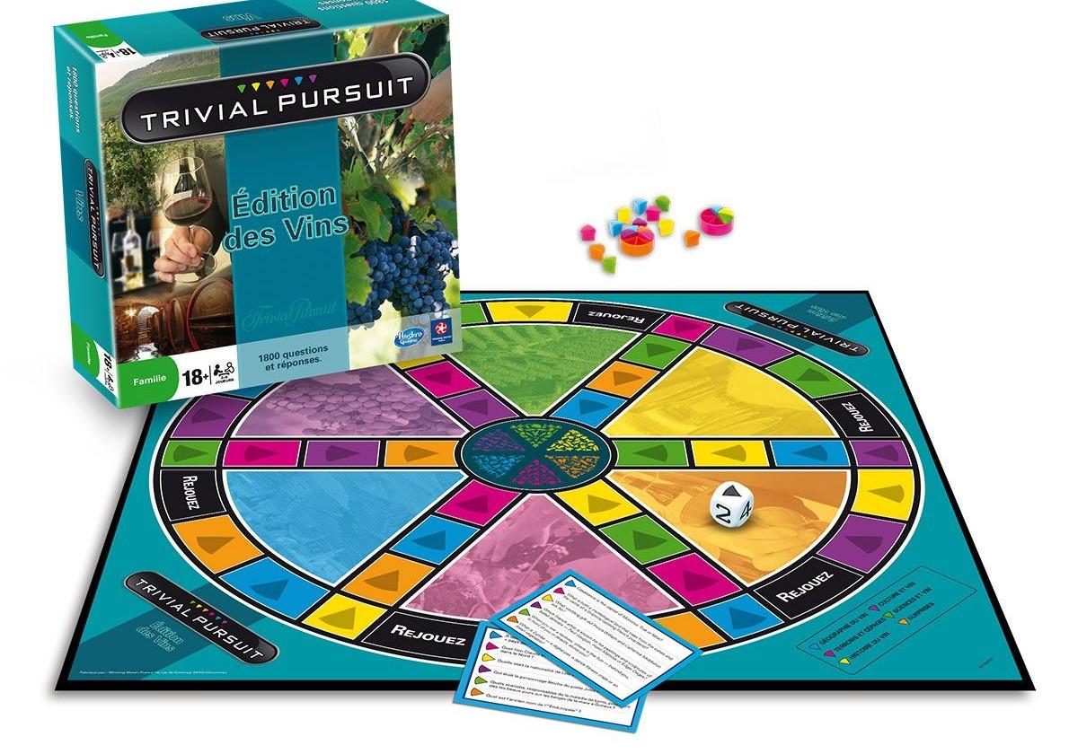 gioco da tavolo trivial