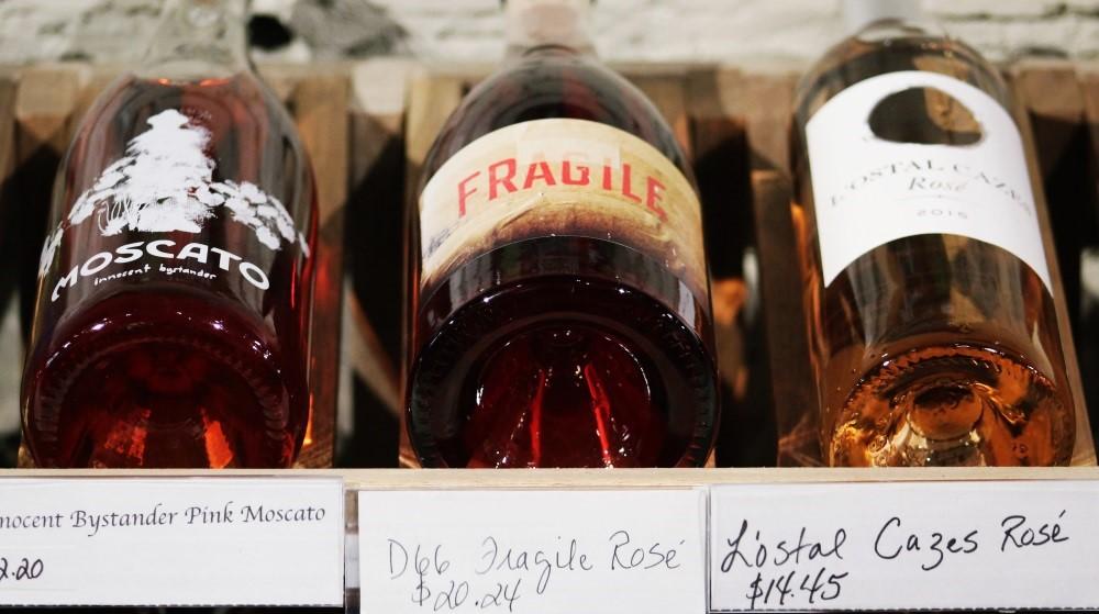 scelta del vino etichetta