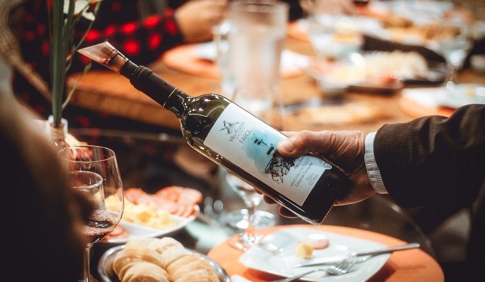 scelta del vino sommelier