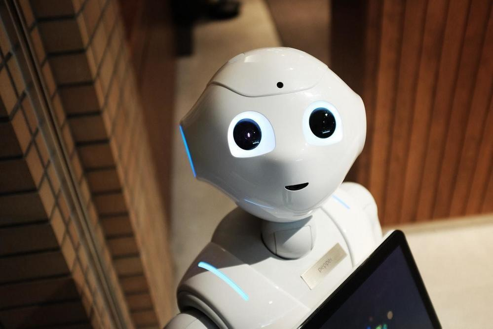 robot al ristorante